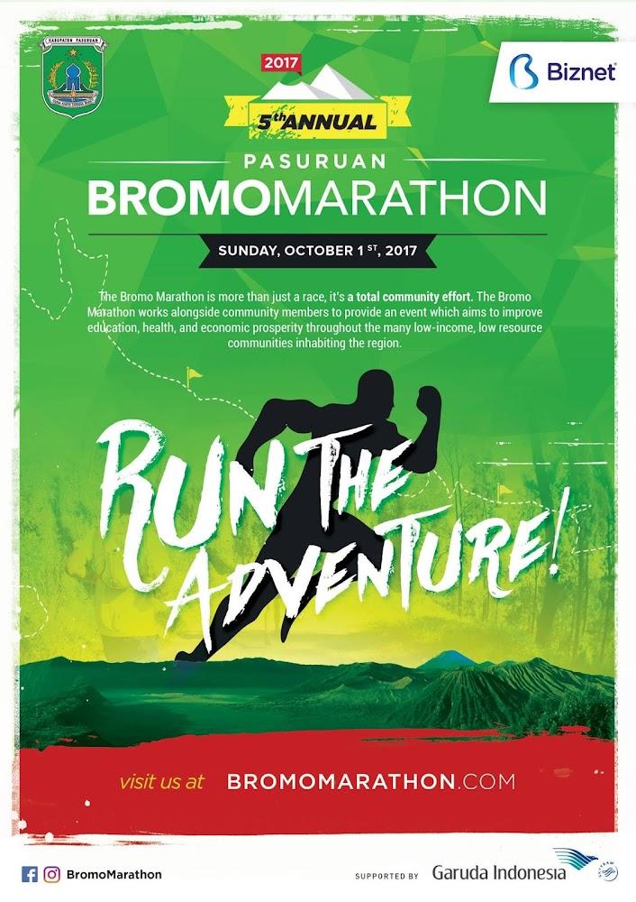 Bromo Marathon • 2017
