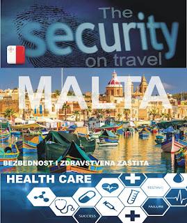 Malta, bezbednost i zdravstvena zaštita