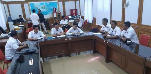 Jarpas Datangi KPU Pertanyakan Perilaku Provokatif Relawan Jokowi-Ma'ruf