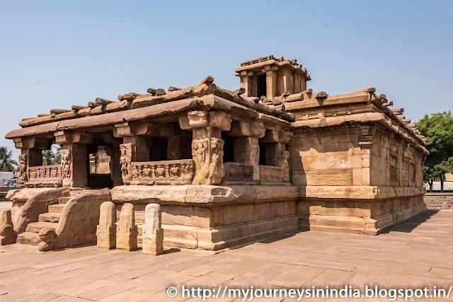 Aihole Lad Khan Temple