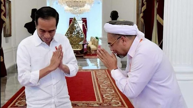 Twitternya Retweet Pideo Vorno, Ngabalin Lapor Jokowi dan Libatkan Ahli IT