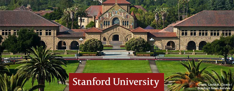 universitas di luar negeri, stanford university