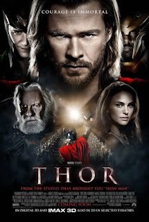 Download Film Thor (2011) BluRay 720p Subtitle Indonesia