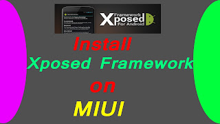 Kumpulan Xposed Installer for Xiaomi MIUI All Series