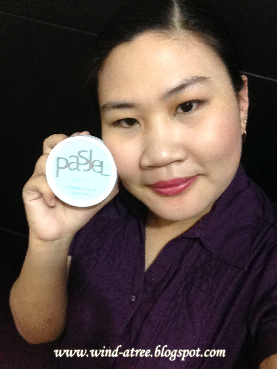 [Review] Pasjel Everbright Blue Body Cream