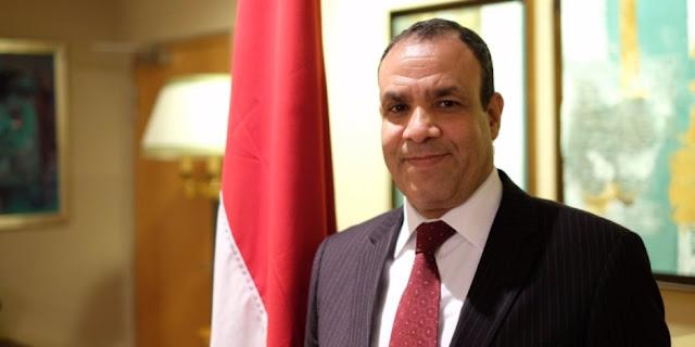 سفير مصر في ألمانيا: لا دخل لنا في تحديد المرشح الذي سيصوت له المواطن بالخارج