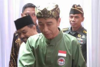Buka Pasanggirinas, Jokowi puji PB Persinas rawat warisan leluhur