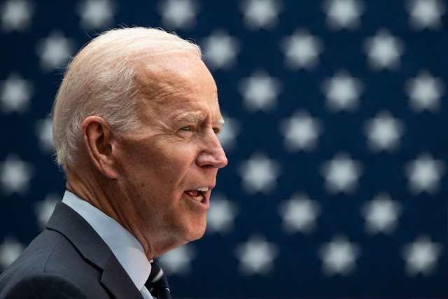 Joe Biden Backs Marijuana Decriminalization