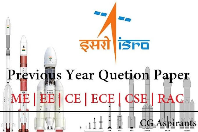 Download Isro Previous Year Question Papers Mechanical (ME)   Computer Science  Electronics  Electrical Engineering