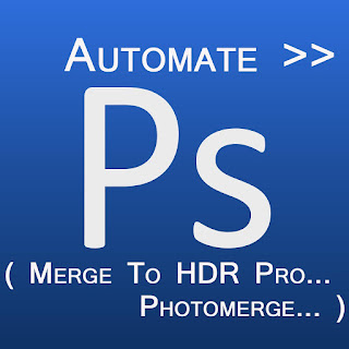 Merge To HDR Pro Photomerge in Photoshop, Photoshop file menu, photoshop menu bar, photoshop in hindi, automate in photoshop