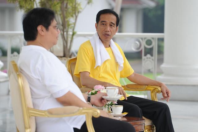 Jokowi Istimewakan PKB, Golkar Sebaiknya Alihkan Dukungan Ke Prabowo