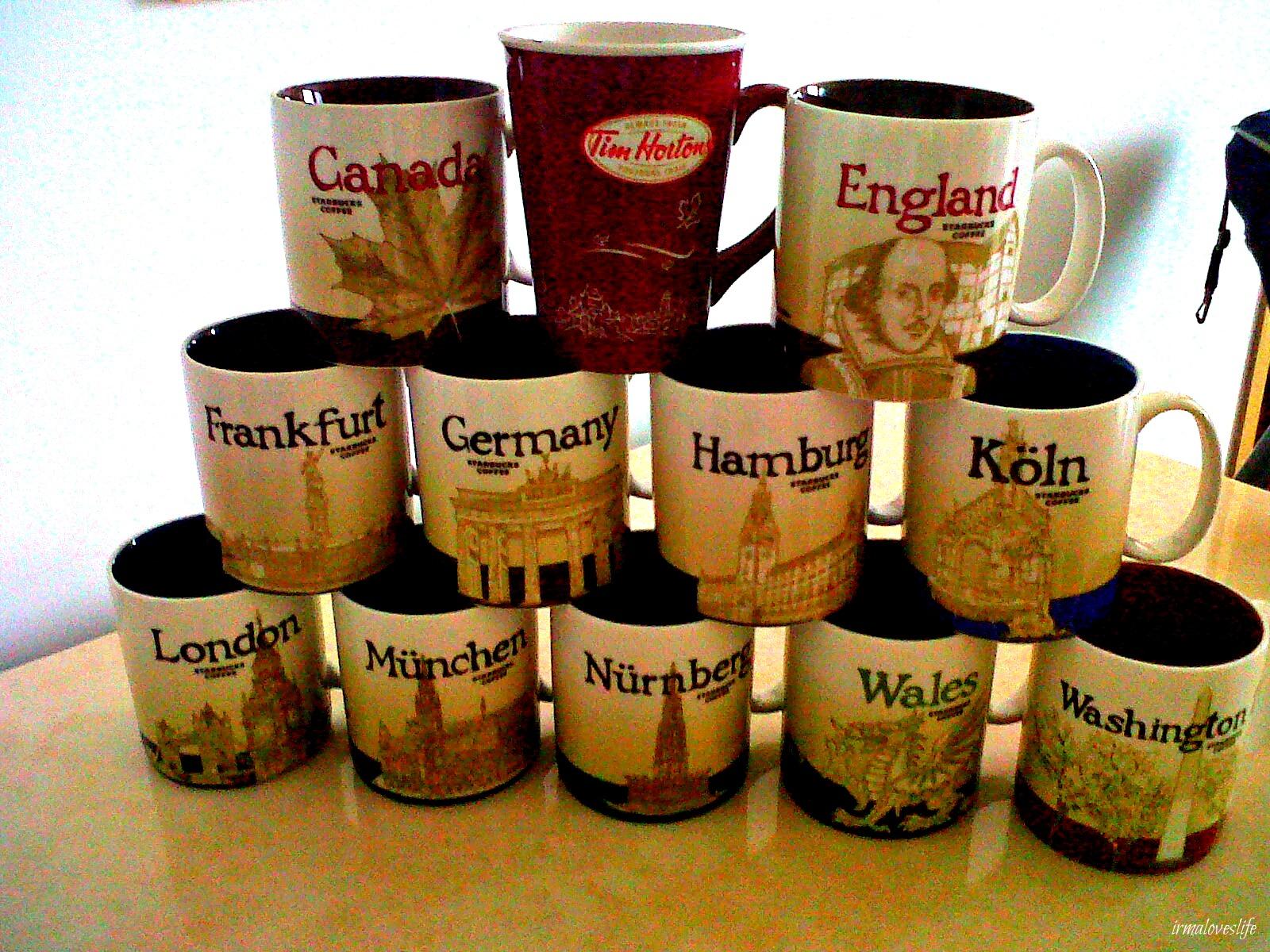 england starbucks mug