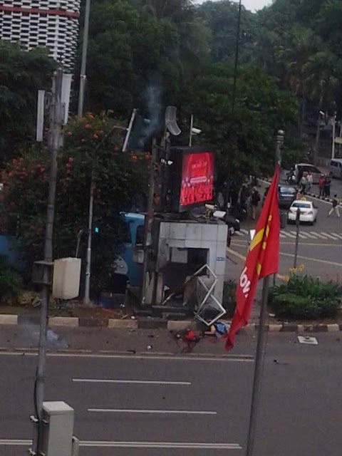 Korban Bom Januari 2016