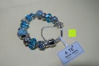 Erfahrungsbericht: A TE® Armband Charms Damen Kristall Blau Muranoglas Blume Glasperle Mädchen Geschenk Frauen #JW-B94