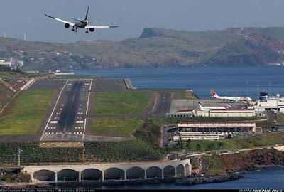 bandara madeira