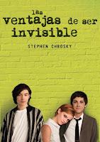 Resultado de imagen para las ventajas de ser invisible libro