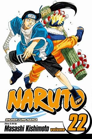 Naruto Tomo 22