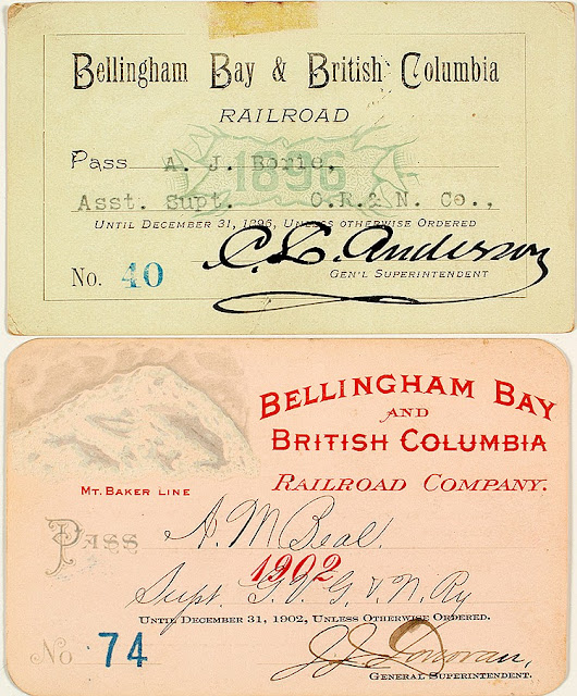 Railroads of Sumas_Bellingham Bay and British Columbia Railroad (BB & BC RR) _Part 2 of 2