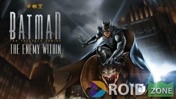 Batman The Enemy Within Mod APK v0.08 ( Unlock Full