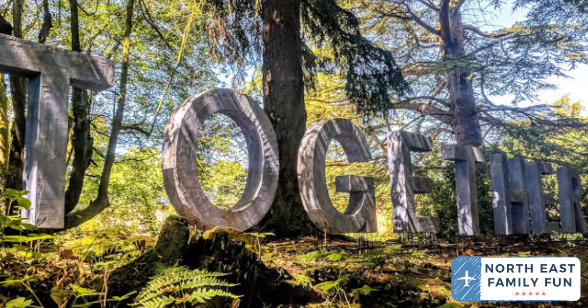 Cheeseburn Sculpture Gardens Review   Opening Dates & Top Tips for Visiting