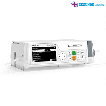 Infusion Pump Benefusion Mindray