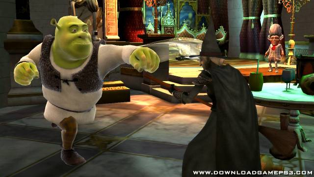Shrek Forever After - Download game PS3 PS4 RPCS3 PC free