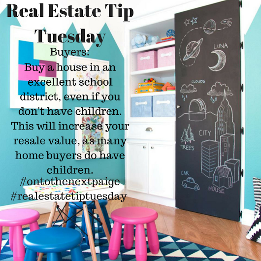 Real Estate Tip Tuesday