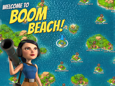 Boom Beach 26.146 APK for Android