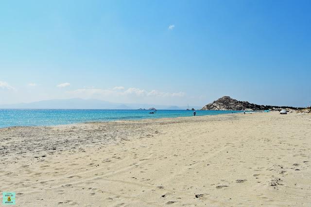 Mikri Viglia en Naxos