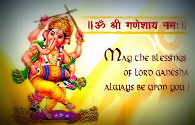 Happy Ganesh Chaturthi 2016 Quotes