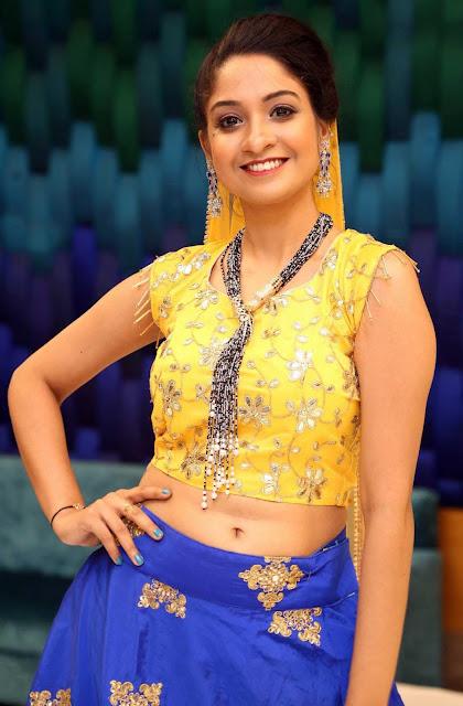 Preethi Parimala actress navel show