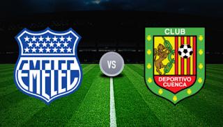 Emelec vs Deportivo Cuenca