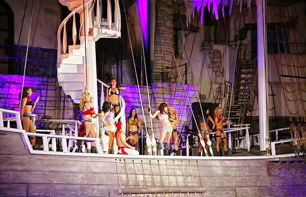 Show Treasure Island Las Vegas
