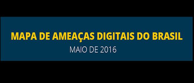 Brasil registra mais de 4 milhões de ataques informáticos em celulares no mês de Maio.