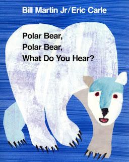 Cover of Polar Bear, Polar Bear, What Do You Hear?