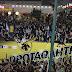 Ξέφρενο πάρτι στη Νέα Φιλαδέλφεια για την πρωταθλήτρια ΑΕΚ