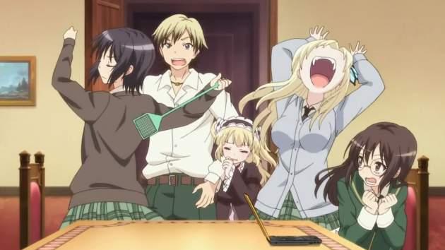 Anime Comedy Terlucu