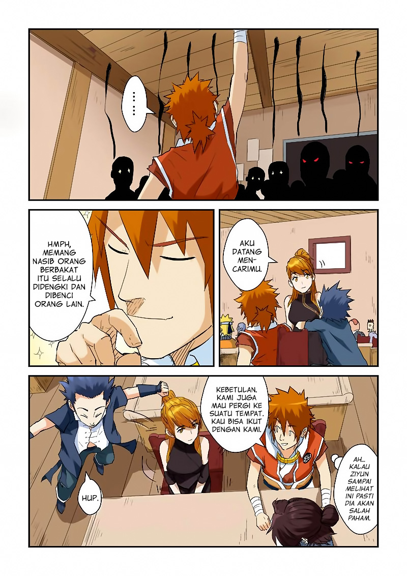 Tales of Demons and Gods Chapter 142