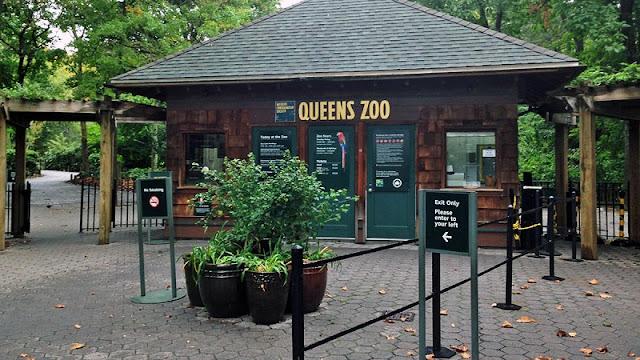 Zoológico do Queens