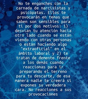"""""""Narcisos y psicopatas"""" - Imagen"""