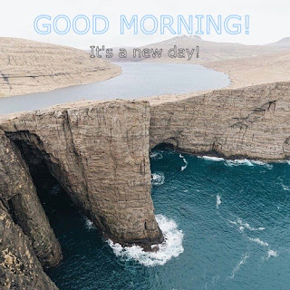 good morning it's a new day