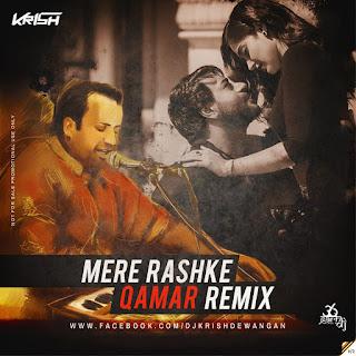 Mere-Rashke-Qamar-(Remix)-Krish-Dewangan