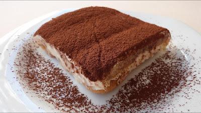 Türk Kahveli Kedi Dili Pasta