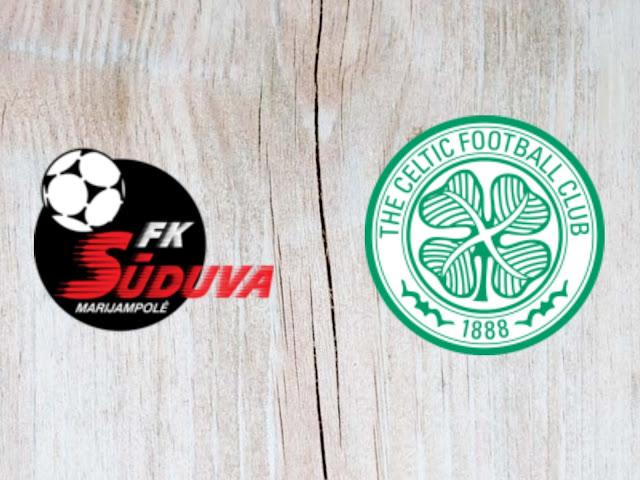 Suduva vs Celtic - Highlights - 23 August 2018