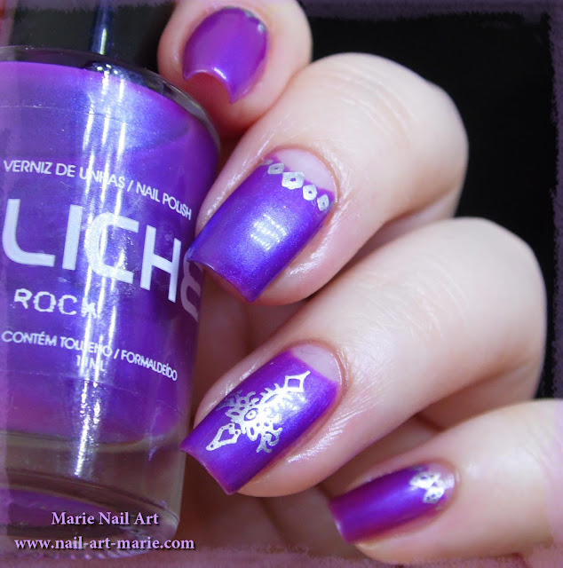 nail art clear jelly stamper5