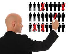 corte de empregados