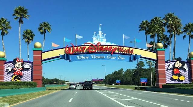 Aluguel de carro na Disney Orlando