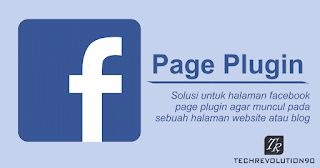 Widget Halaman Facebook Page Tidak Muncul