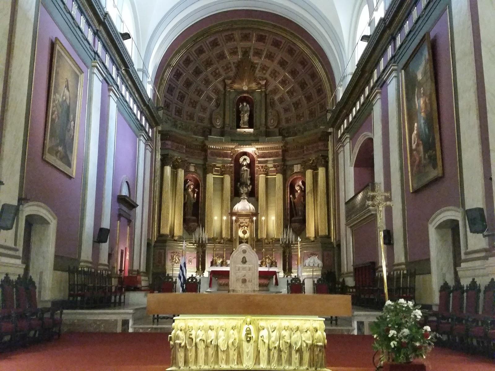 Catedral Metropolitana Montevidéu