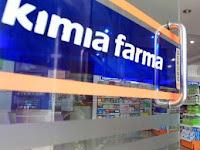 PT Kimia Farma (Persero) Tbk - Recruitment For SMA, SMK, D3, S1 Fresh Graduate, Experienced Kimia Farma July 2017